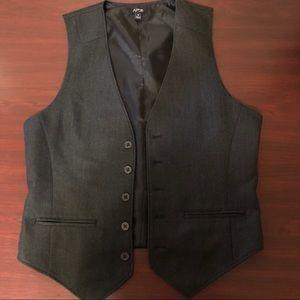 Dark Gray Vest